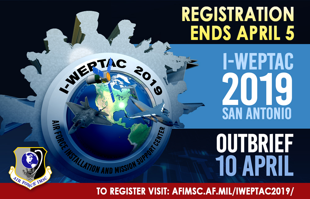 I-WEPTAC Registration is now open