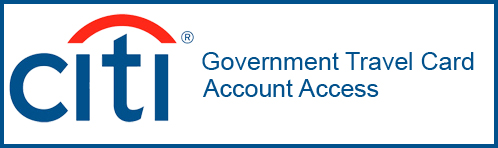 Government Travel Card Account Access