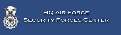 Headquarters Air Force Security Forces Center
